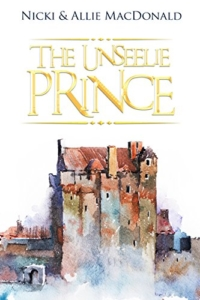 front cover The unseelie prince by nicki and Allie Macdonald