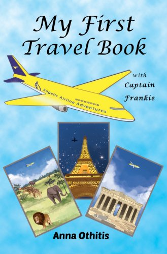 Front Cover My first Travel book - My first traverl books 1 by Anna Othitis