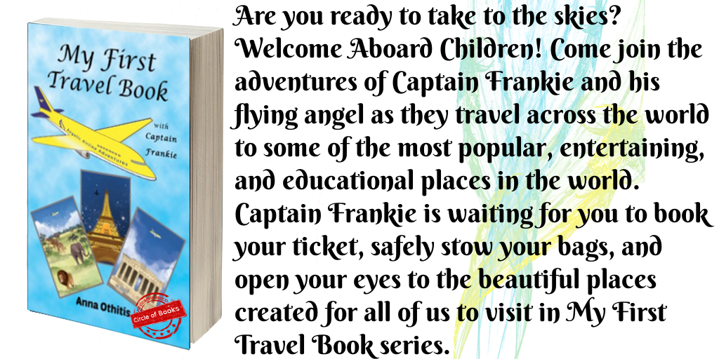 Tweet My First Travel Book by Anna Othitis