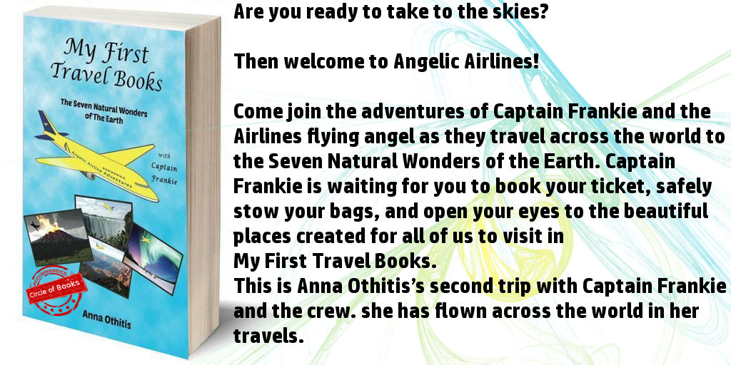 tweet The Seven Natural Wonders of the Earth - My First Travel Books 2 by Anna Othitis