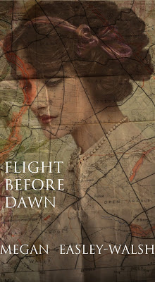 cover Flight Before Dawn by Megan Easley-Walsh