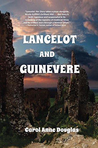 cover Lancelot and Guenivere by Carole Anne Douglas