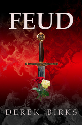front Cover Feud by Derek Birk