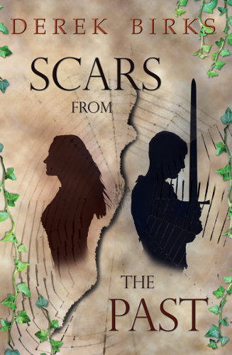 front cover Scars from the Past by Derek Birks