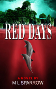 front cover red days by M L Sparrow