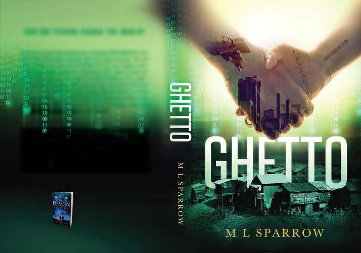 full cover Ghetto by M L Sparrow