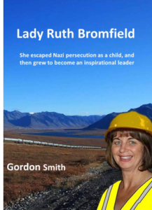 front cover Lady Ruth Bromfield by Gordon Smith