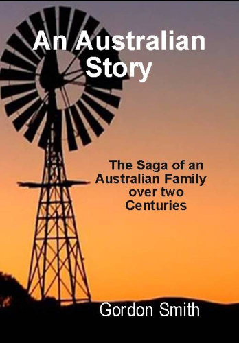front cover an Australian Story by Gordon Smith