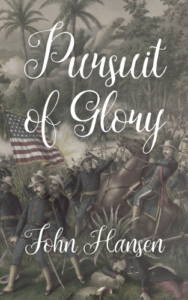 front cover pursuit of glory by John Hansen