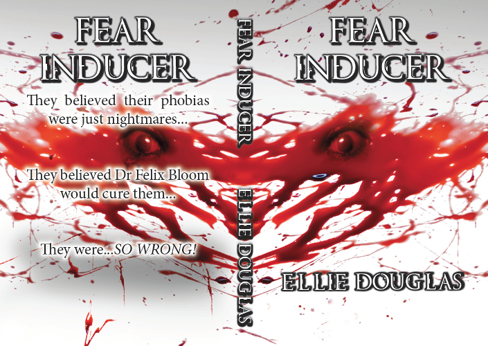 full cover Fear Inducer by Ellie Douglas