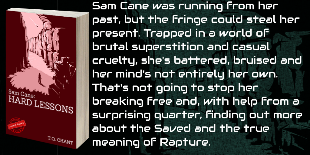 tweet Hard lessons - sam cane 2 by T.Q. Chant