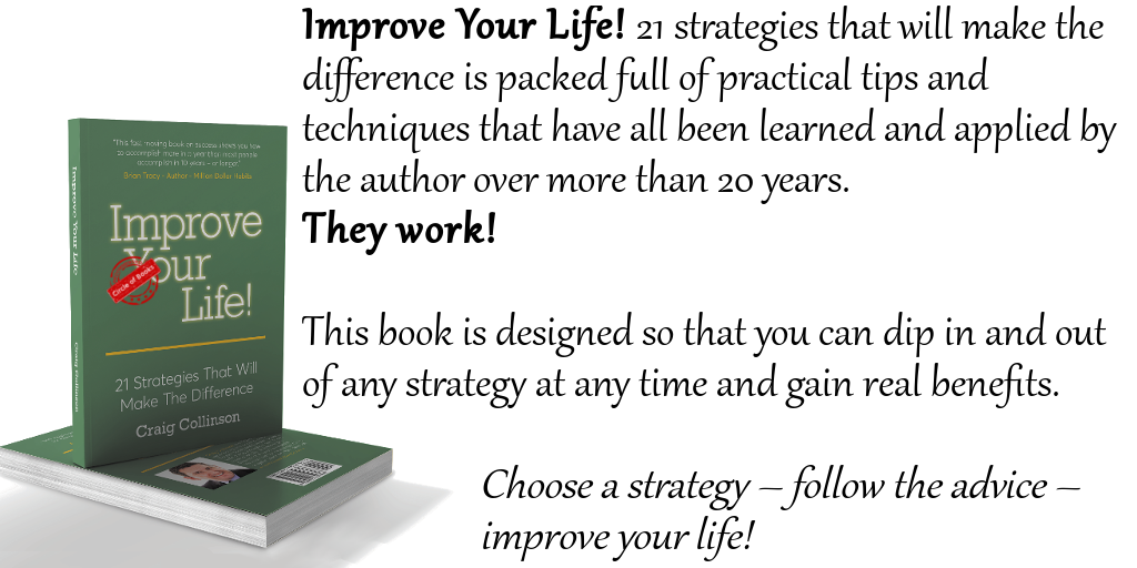tweet improve yourlife by craig collinson