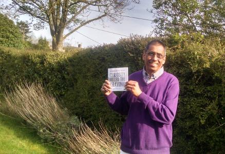 Author Raj Fernandes picture 1