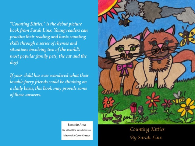 full cover counting kittens by Sarah Linx