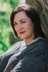 Author Angelina Kalahari picture