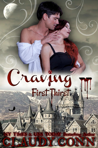 front cover Craving first thirst by claudy conn
