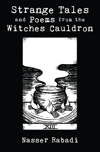 front cover Strange Tales and Poems from the Witches Cauldron
