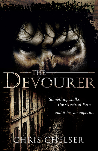 front cover The Devourer by Chris Chelser