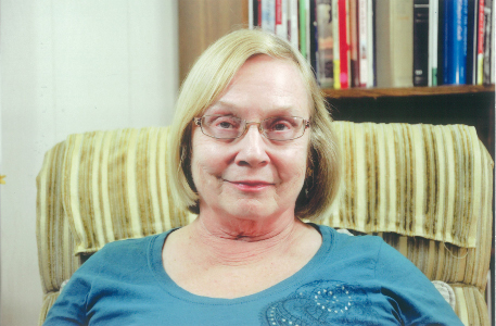 Author Pamela Horter picture