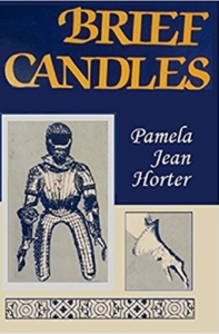 Cover Brief Candles by Pamela Jean Horte