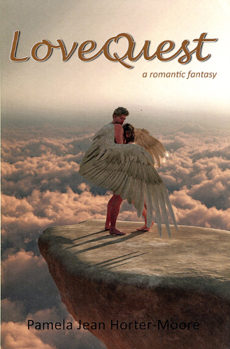 cover LoveQuest by Pamela Horter