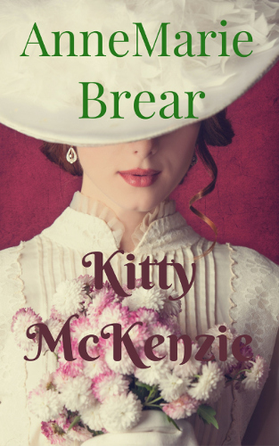front cover Kitty McKenzie by AnneMarie Brear