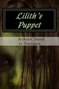 front cover Liliths puppet by Richard Letoourneau