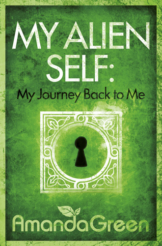 front cover My Alien Self by Amanda Green