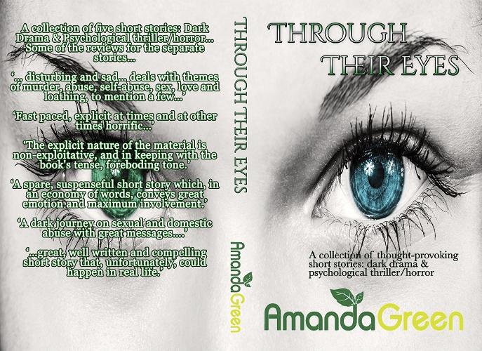 full cover Through Their Eyes by Amanda Green