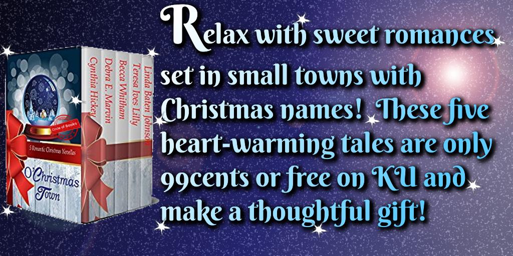 tweet O Christmas town by Debra E Marvin
