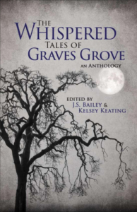 Front Cover The Whispered Tales of Graves Grove