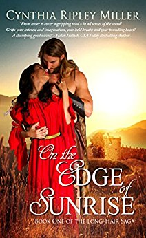 front cover On the Edge of Sunrise by Cynthia Ripley Miller