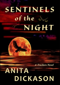 front cover sentinels of the night by anita dickason