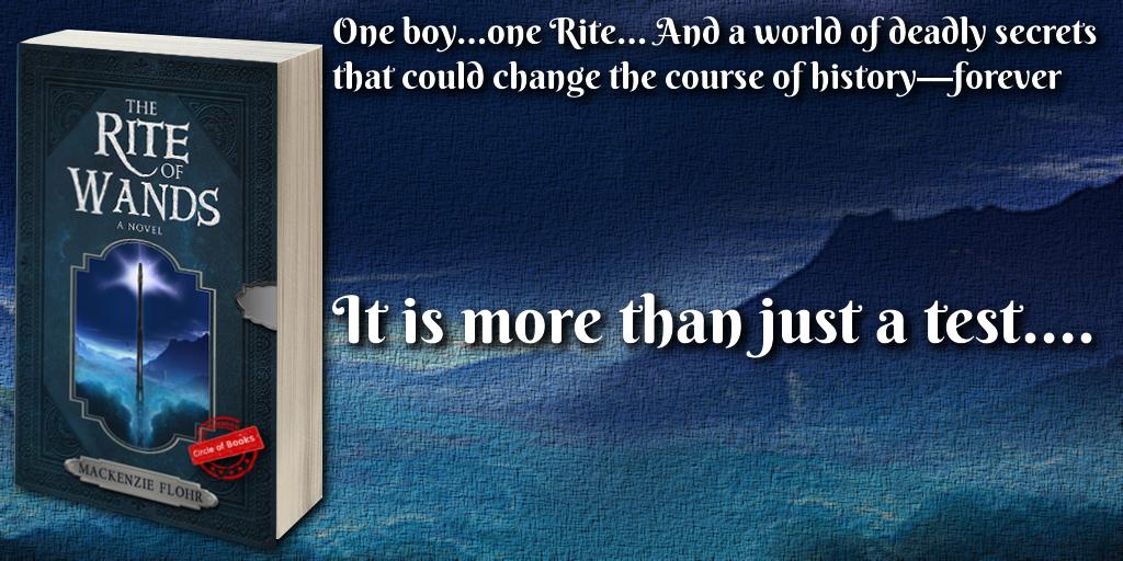 tweet The Rite of Wands by Mackenzie Flohr