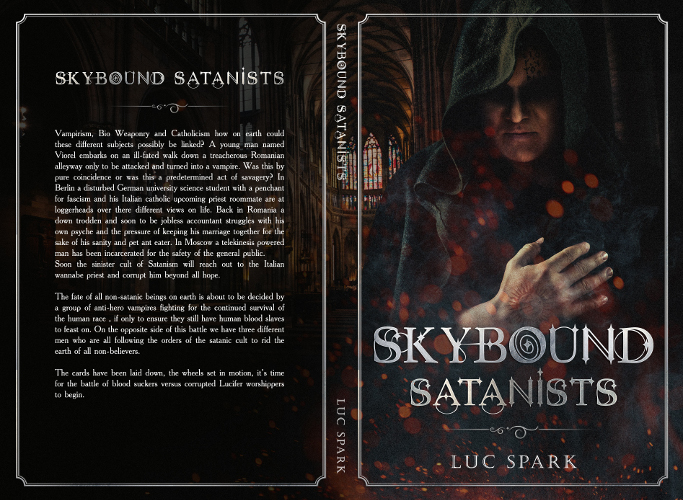 full cover Skybound Satanists by Luc Spark