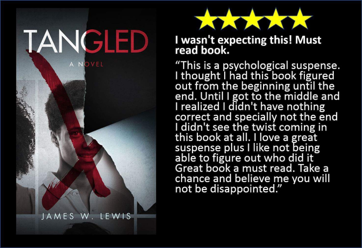 review Tangled by James W Lewis